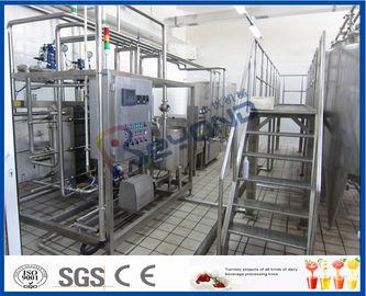 Milchverarbeitungs-Anlage