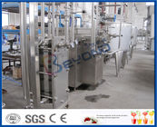 10000LPD UHT Milk Processing Line for Long Shelf Life Milk / Pure Milk ISO9001
