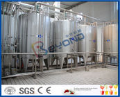 Full Automatic Industrial Yogurt Making Machine For Dairy Plant Project 2000L - 20000LPH