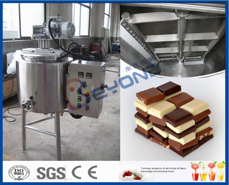 hohe Leistungsfähigkeits-Schokoladen-schmelzender Behälter 75L 150L ...