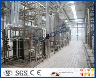 Multifunktionsmilchproduktions-Maschinerie für pasteurisierte H-Milch/Creme/Butter