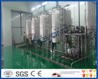 Fruchtsaft-Produktlinie ISO 2TPH 10TPH für Fruchtsaft-Produktionsverfahren