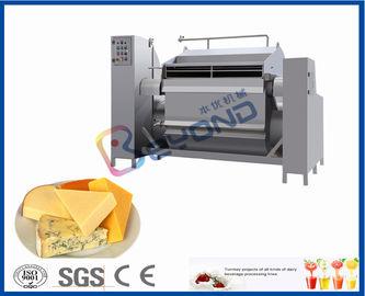 30TPD Käsefabrik-Ausrüstung für Käse-Produktionsanlage 200 kg/h - 2000 kg/h Kapazitäts-