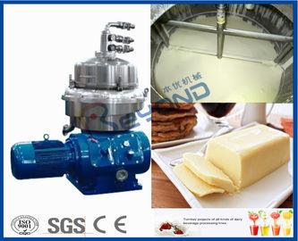 Bestreichen Sie die Verpackungs-Maschine/Buttermilch mit Butter, die Maschine für Buttern-Prozess herstellen